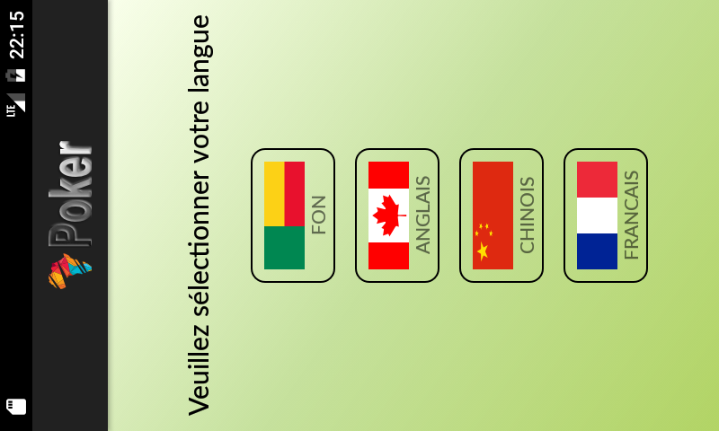 African Poker Sim
